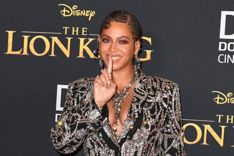 Pour l'album Le Roi Lion The Gift dont est extrait Spirit, Beyoncé a tenu à inviter plusieurs musiciens africains
