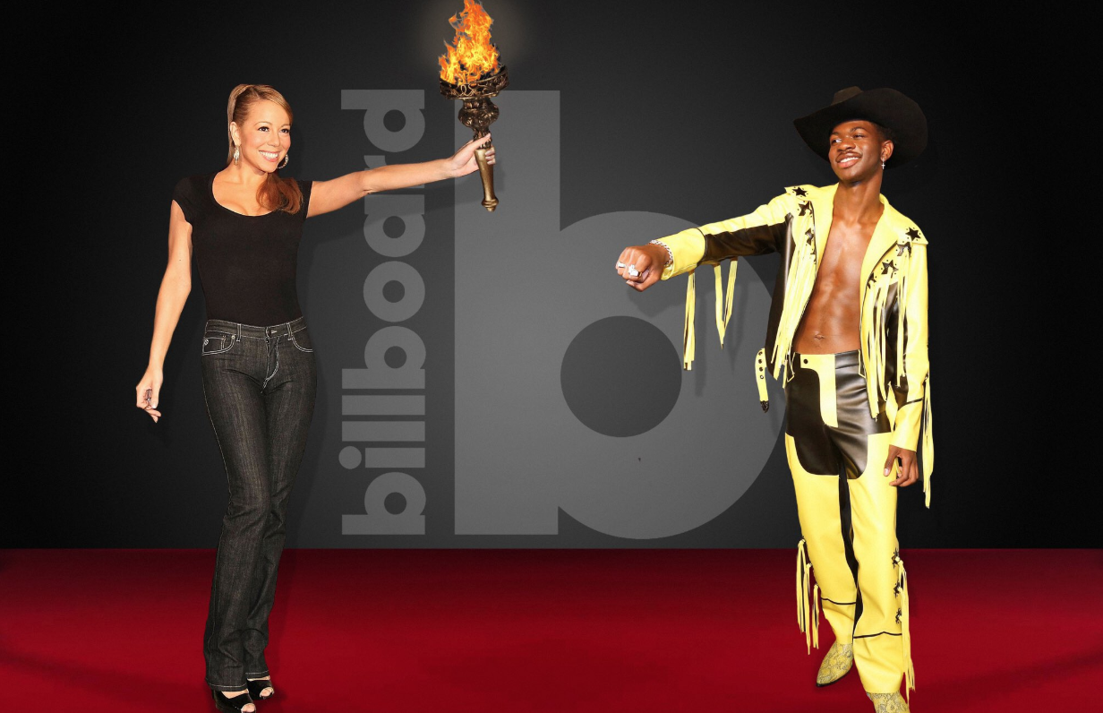 Avec Old Town Road, Lil Nas X détrône Mariah Carey et Despacito en étant numéro un depuis 17 semaines