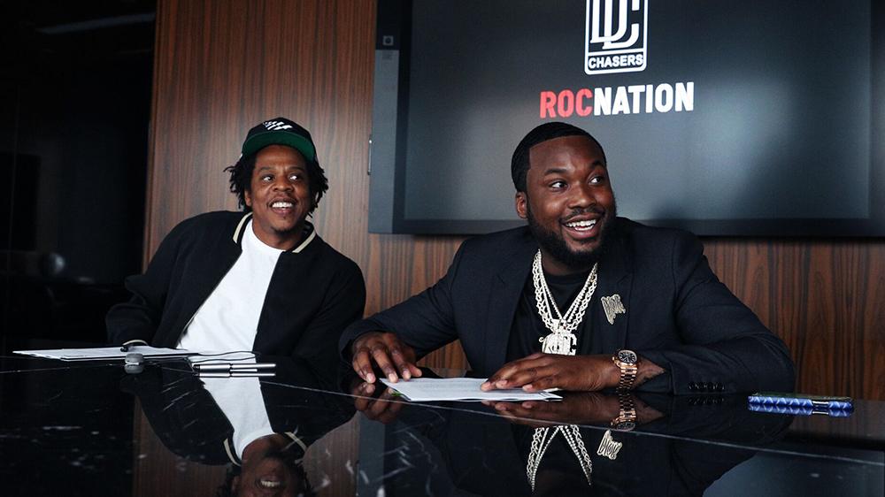 le rappeur américain Meek Mill vient de lancer officiellement le label Dream Chasers sous l'égide de Jay-Z et Roc Nation