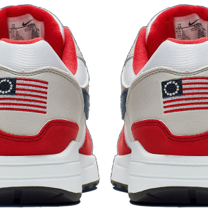 Nike annule la commercialisation de l'Air Max 1 Betsy Ross