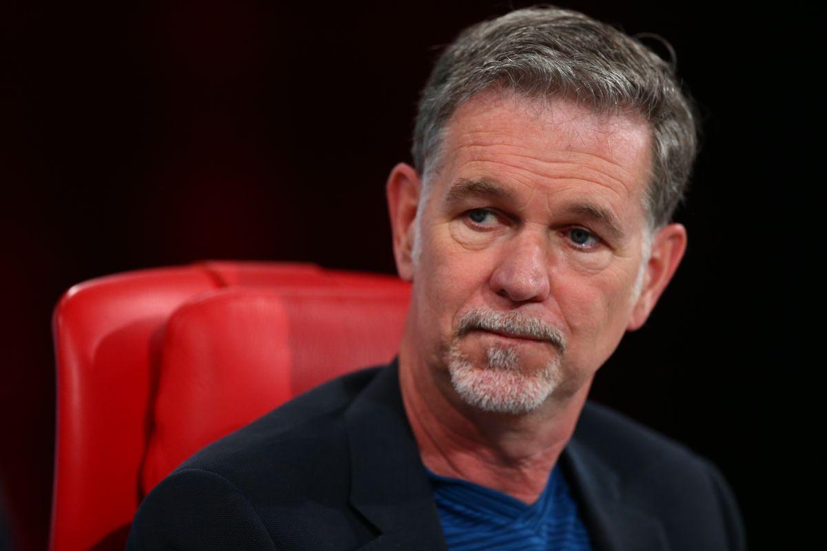 Malgré la faible croissance et la perte d'abonnés américains, Reed Hastings, PDG de Netflix, dément l'impact de la concurrence Amazon ou Hulu