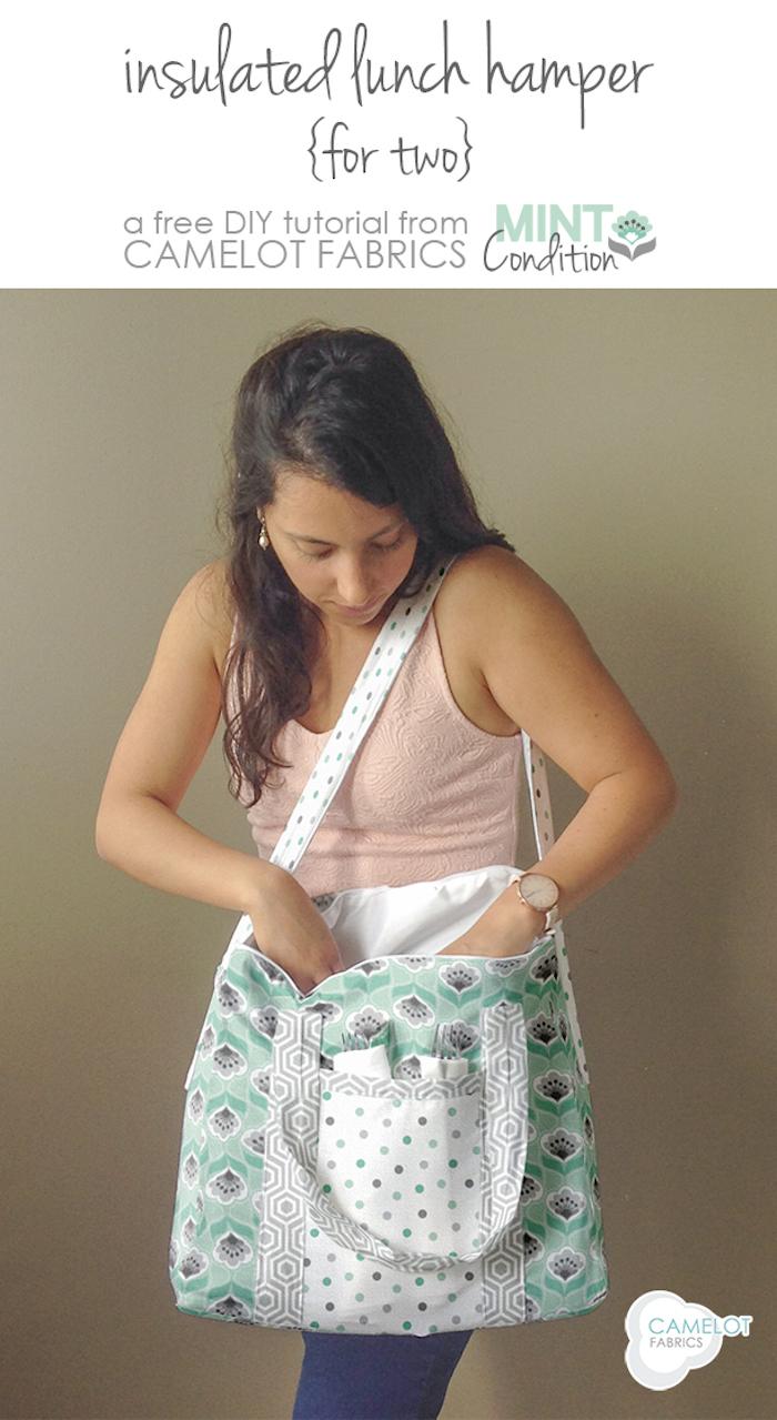 Sympa idee couture, diy facile, tuto sac à main en tissu, faire un sac en toile