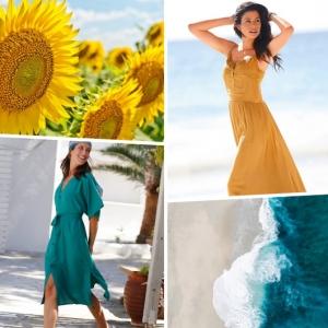 Robe d'été 2019 - les modèles must-have de la saison