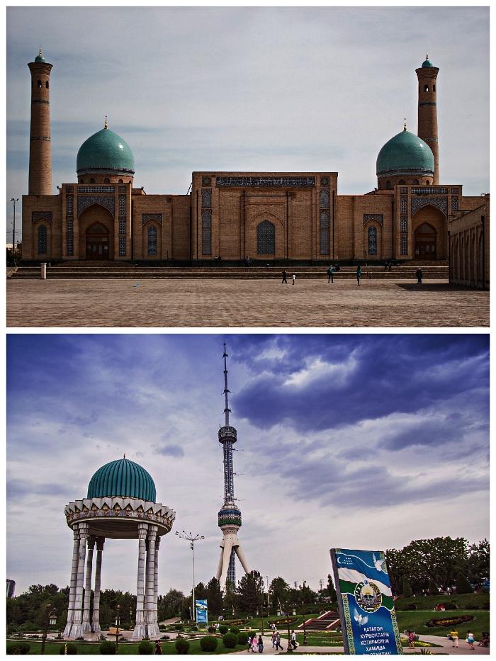 patrimoine architecturale dans la capitale ouzbek, architecture orientale et soviétique à tachkent