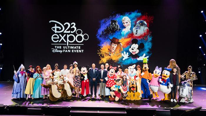 Disney a profité de son salon D23 expo pour présenter son offre en 4K multi écrans pour 7 dollars