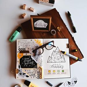 Trouvez la meilleure idée de bullet journal pour se mettre dans l'ambiance de la rentrée