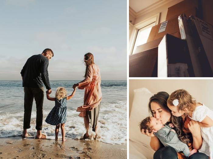 relation parent-enfant, conseils pour parents, astuces comment discuter avec les enfants un nouvel déménagement