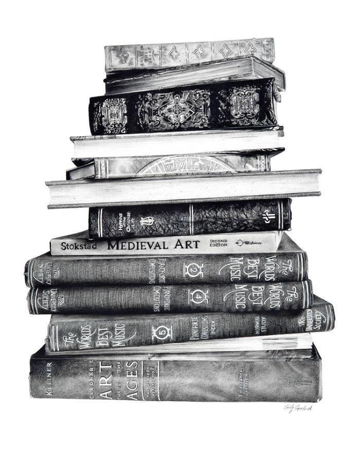 Livres dessin photo-réaliste, comment bien dessiner des objets, dessin au crayon micro-contrastes