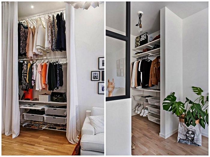 ▷ 1001 + idées pour organiser ses vêtements avec un ...