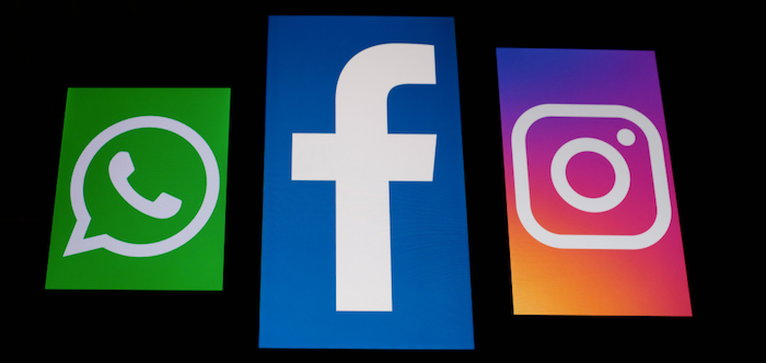 Instagram par Facebook et WhatsApp par Facebook sont les nouveaux noms des applications