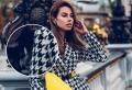 Trend alert : le motif pied de poule envahit nos outfits automne-hiver 2019-2020