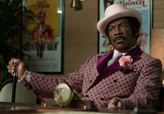 Eddie Murphy fait son retour à l'écran avec le film Dolemite Is My Name de Netflix