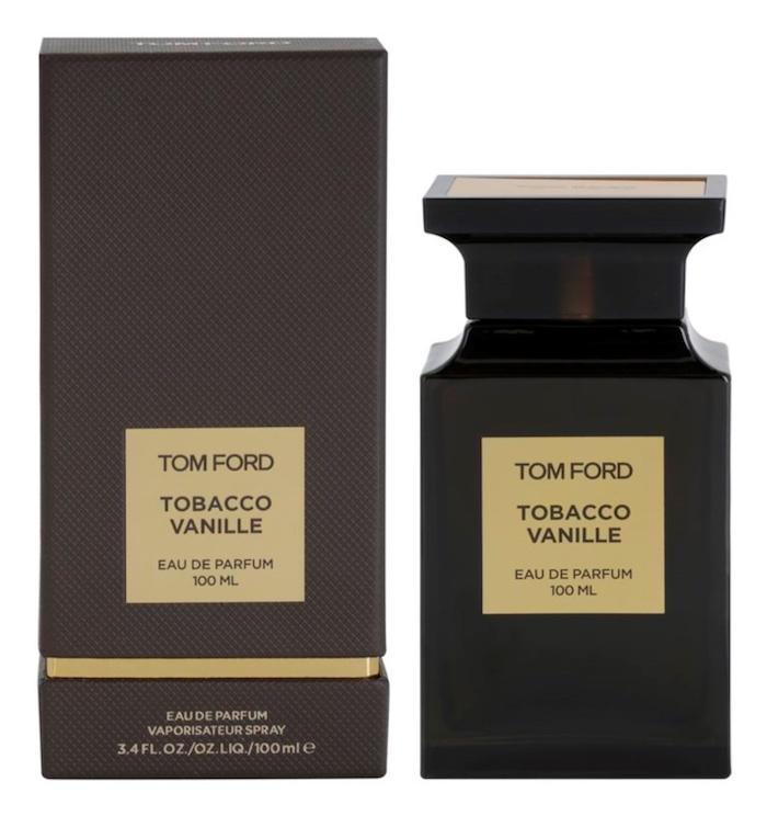 tom ford vanille tabac parfum de marque de luxe, idée quel parfum offrir marque prestigieuse chère