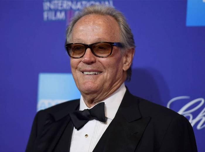 L'acteur Peter Fonda du film Easy Rider est mort à 79 ans des complications d'un cancer du poumon