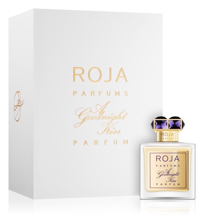 parfums roha a goodnight kiss, idee de parfum de marque luxueux à offrir en cadeau, parfum cher