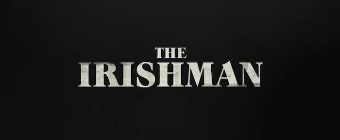 The Irishman de martin Scorsese devrait être présenté en avant première en clôture du BFi fil festival e Londres