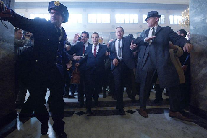 The Irishman de Martin Scorsese et son casting de rêve sera projeté au London BFI Festival le 13 octobre