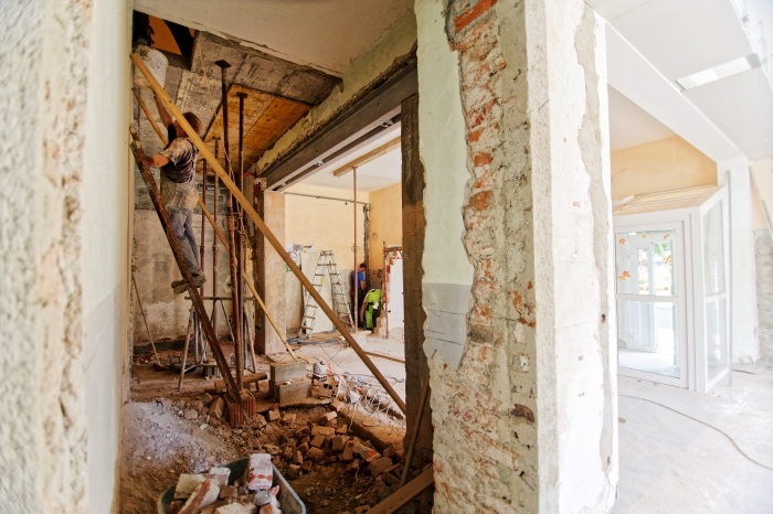 extension ou rénovation d'un bien ancien, quelle assurance contre sinistre en cas de rénovation ou construction
