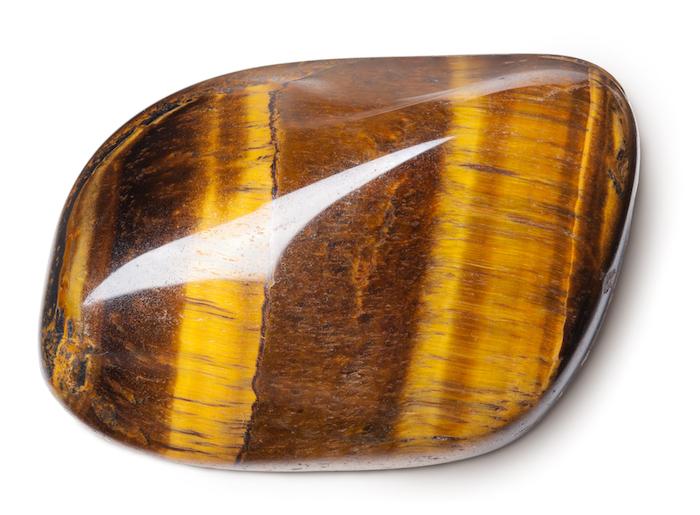 caractéristiques oeil de tigre pierre semi précieuse propriétés, pierre lithothérapie