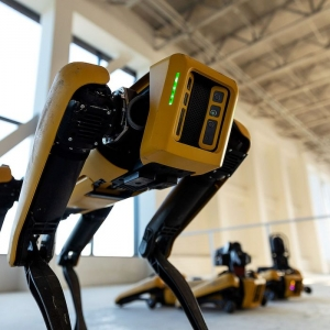 Boston Dynamics lâche son robot-chien Spot