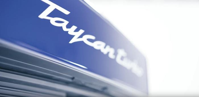 Porsche a dévoilé la Taycan, sa première voiture 100% électrique hautes performances