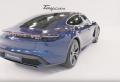 Porsche a présenté sa très attendue Taycan