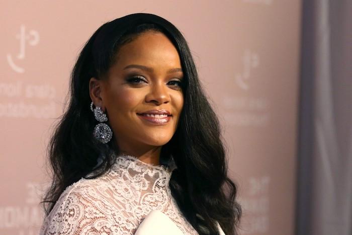 Rihanna a présenté le deuxième défilé de sa marque de lingerie Savage X Fenty à New York