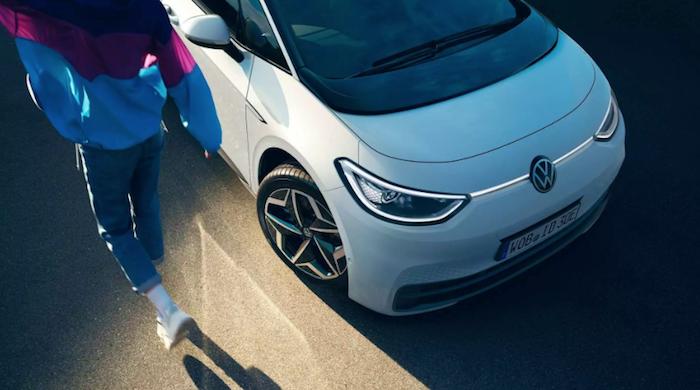 Volkswagen a profité du salon de l'auto de Francfort pour présenter la première voiture électrique de sa gamme ID