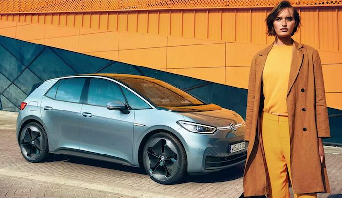 La série limitée ID.3 1ST de Volkswagen est proposée avec une batterie de 58 kWh et 10 000 kilomètres de recharge offerts