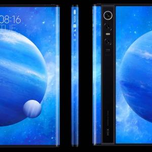 Xiaomi dévoile le Mi MIX Alpha et son écran total