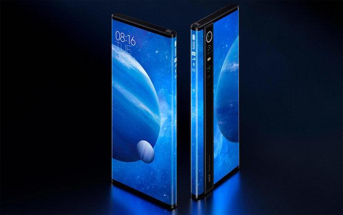 Xiaomi vient de dévoilée le Mi MIX Alpha et son écran panoramique recouvrant les deux faces de l'appareil