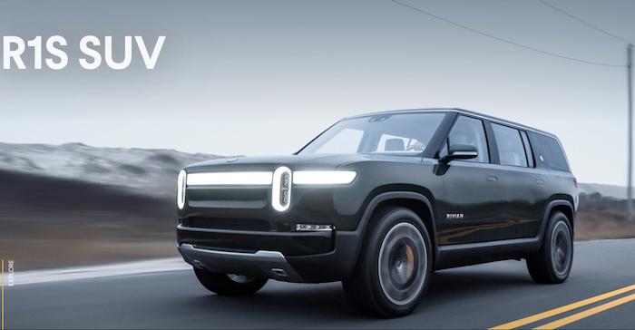 La société de véhicules électriques qui s'apprête à commercialiser le SUV R1S a reçu une commande de 100 000 véhicules électriques de livraison de la part d'Amazon
