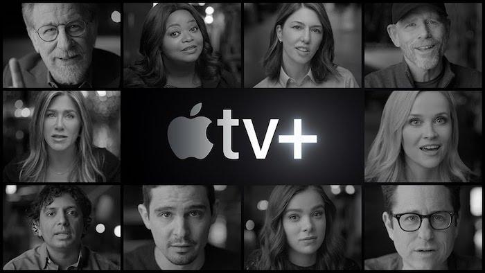 Le service de streaming Apple TV + arrive le 1er novembre prochain avec un prix concurrentiel de 4,99 euros