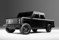 Bollinger Motors dévoile ses deux véhicules électriques tout-terrain, B1 et B2