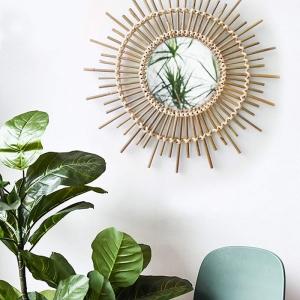 Le miroir soleil : un accent déco pharamineux pour faire rayonner son intérieur