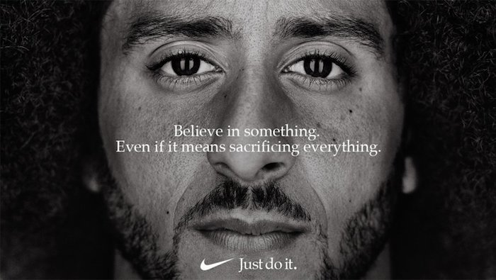 La campagne Dream Crazy de Nike et Colin Kaepernick a remporté l'Emmy Award de la meilleure publicité