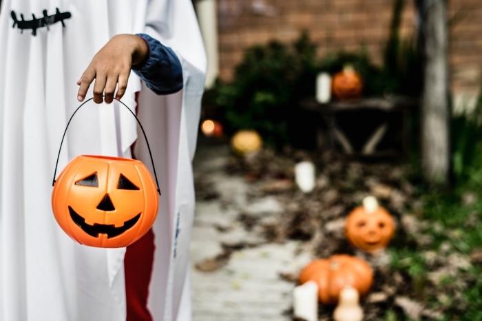 bricolage Halloween facile et rapide, faire des lanternes Jack'O pour halloween, idée fond ecran halloween PC