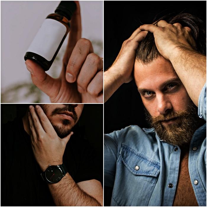 comment entretenir sa barbe et ses moustaches, produits d'entretien pour hydrater et faire pousser sa barbe
