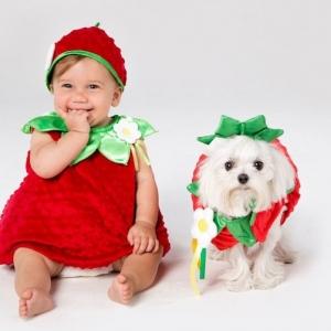 Déguisement Halloween pour bébé - toutes les meilleures idées