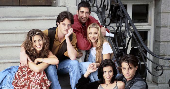 Série favori Friends saison 1 déguisement comme le cast tenue année 90, style année 90, serie populaire dans les 1990