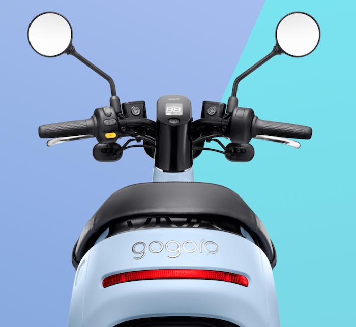 Gogoro à dévoilé son nouveau scooter électrique compact et urbain, Viva