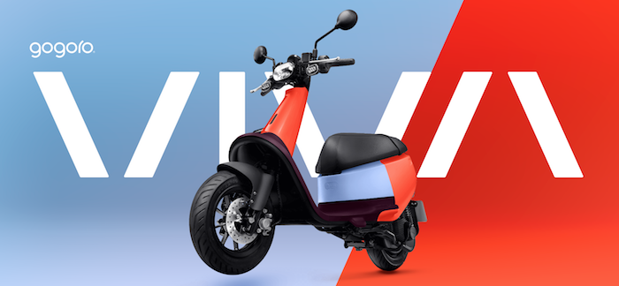 la marque taïwanaise Gogoro a présenté Viva, son nouveau scooter électrique urbain