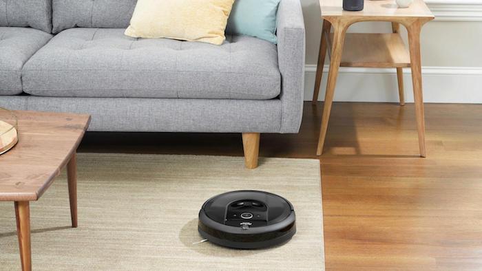 Roomba robot aspirateur cadeau pour couple romantique qui n'aime pas balayer, idée de cadeau pour couple