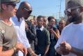 Brad Pitt s'est invité au Sunday Service de Kanye West