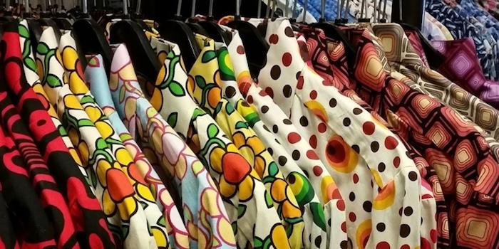 le vêtement vintage reste une des grandes sources d'inspiration de la mode contemporaine