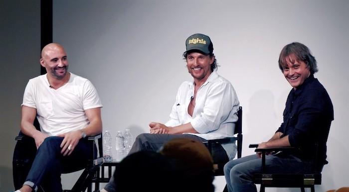 Après avoir été Professeur Invité à L'university du Texas, Matthew McConaughey obtient officiellement un poste de prof de cinéma