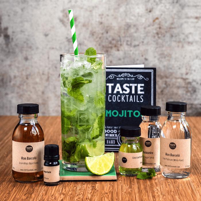 Mojito cocktail ingrédients, idée cadeau pour ceux qui veulent savoir comment faire des cocktails