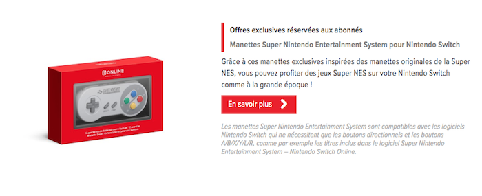 Nintendo agrémente son service Switch Online de 20 nouveaux jeux Super NES et d'une manette sans fil