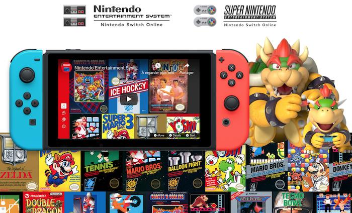Nintendo vient d'annoncer l'arrivée de 20 jeux Super Nes au catalogue du service Switch Online