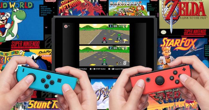 Nintendo ajoute 20 jeux issus de la Super NES à son service connecté Switch Online